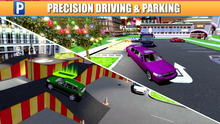Shopping Mall Car Parking Simulator a Real Driving Racing Game screenshot-4