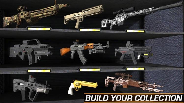 Gun Builder ELITE - Modern Weapons, Sniper & Assault Rifles screenshot-4