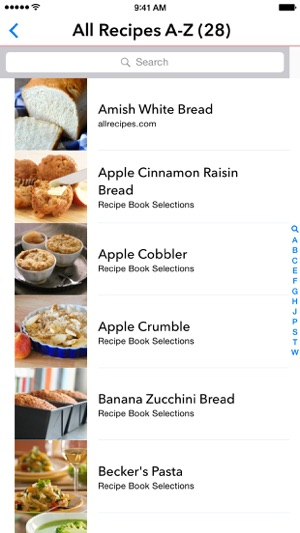 My recipe book your recipes finally organized on the app store forumfinder Image collections