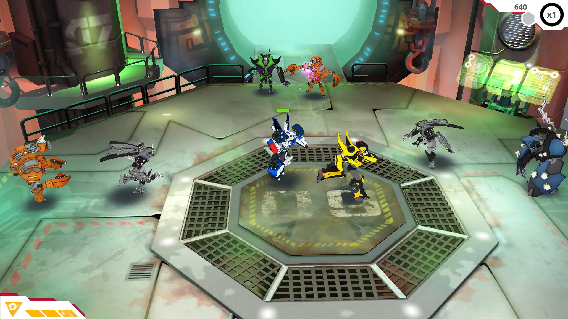 Transformers Robots in Disguise: Autobots Unite screenshot 3