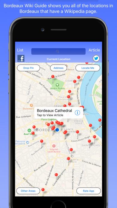 Bordeaux Wiki Guide screenshot one