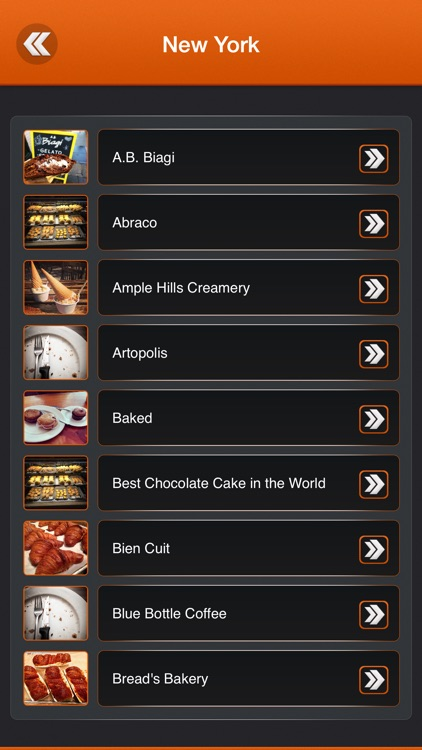 Best App for Unique Sweets screenshot-2