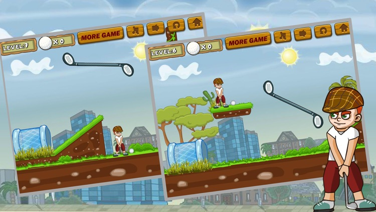 Golf Super Star screenshot-3