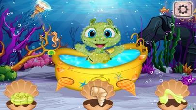 Baby Turtle Salon screenshot two
