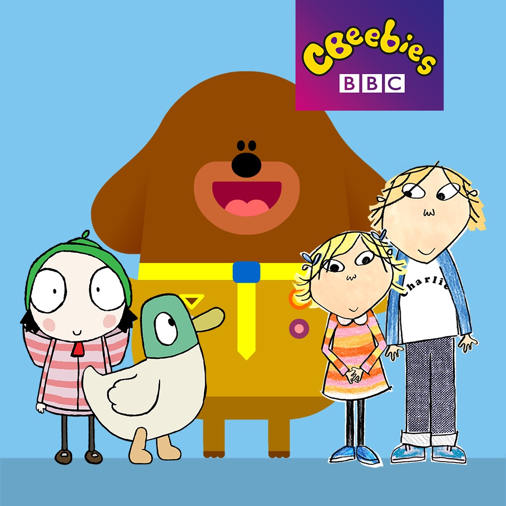 CBeebies Toy Box – Kids Apps for the Whole Family