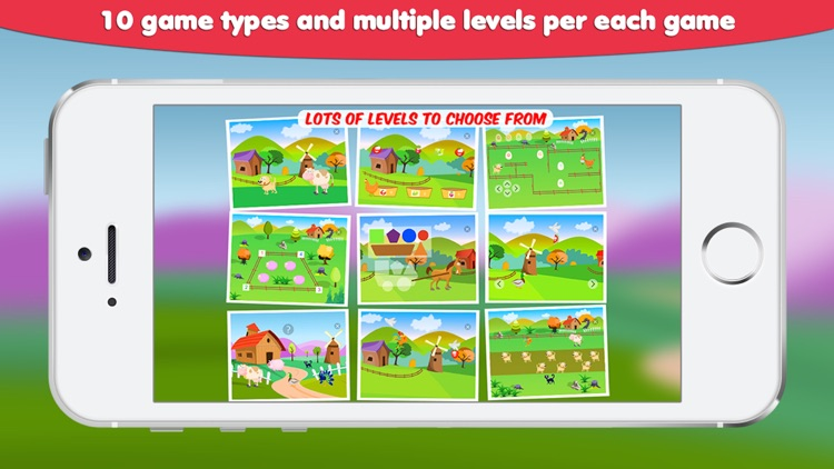 ABC Phonics for Kids - Get hooked on learning letters, numbers and words games Free screenshot-3