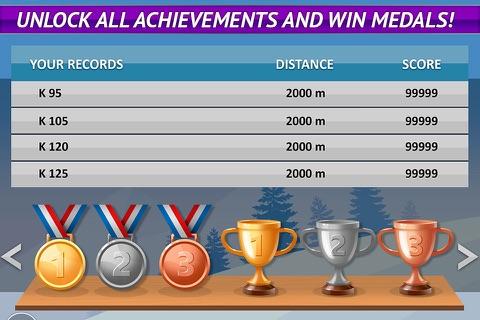 Ski Jumping Freestyle 3D screenshot 3