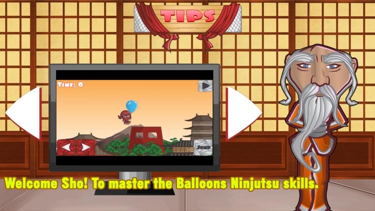 Balloons Ninja -