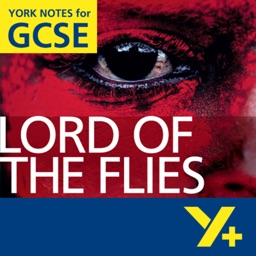 Lord of the Flies York Notes GCSE for iPad