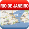 リオデジャネイロオフライン地図 - 市メトロエアポート