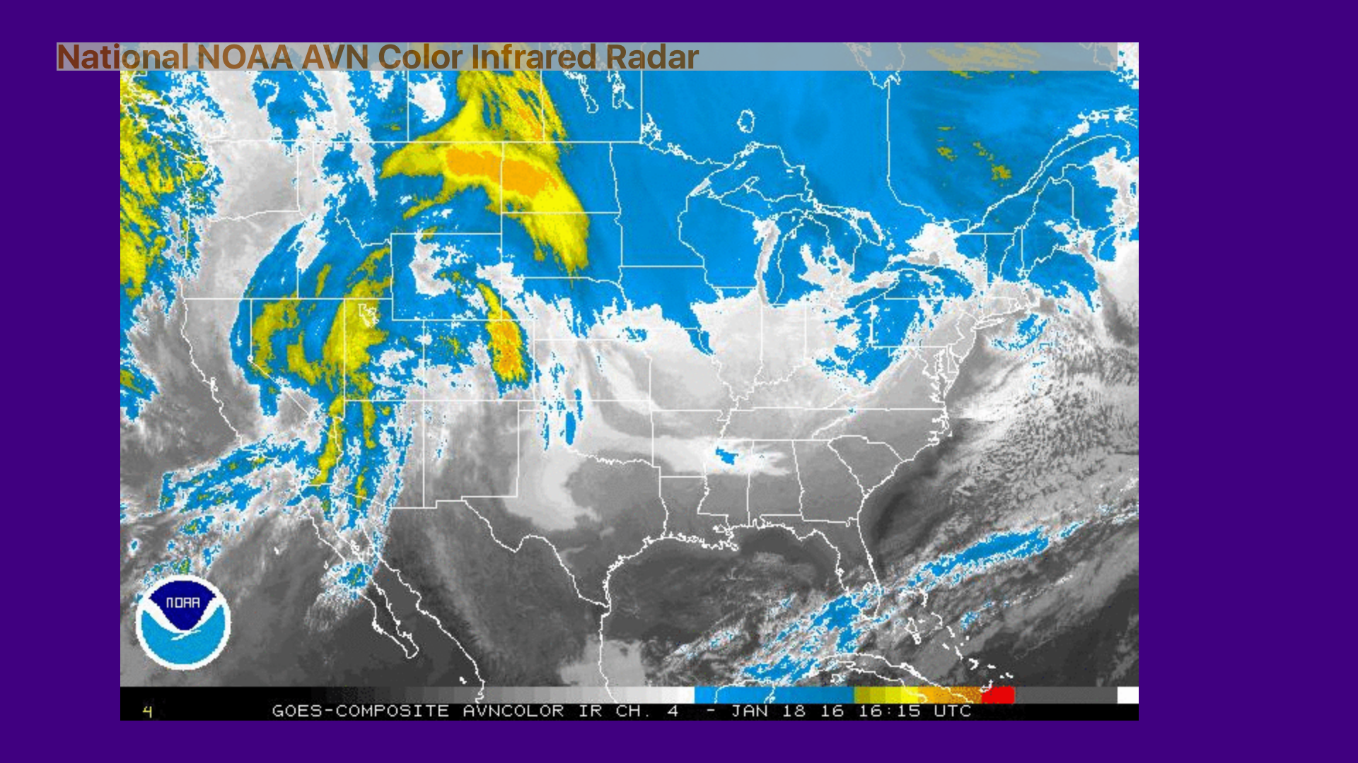 US NOAA Radars 3D Pro screenshot 17