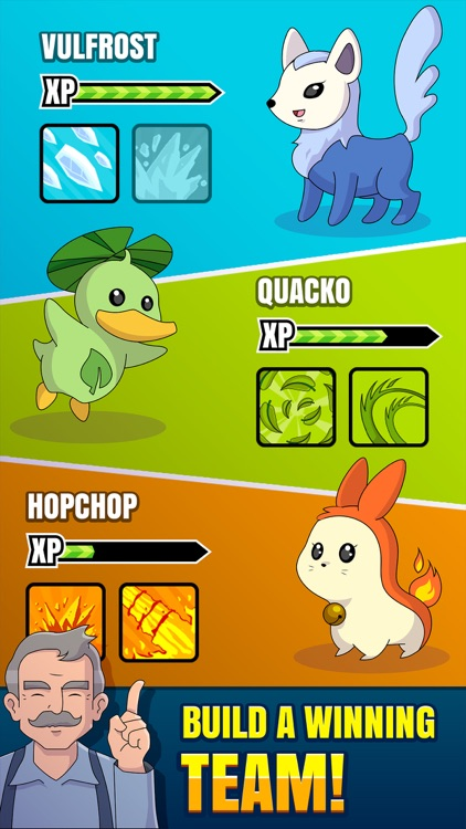 Dynamons - Role Playing Game by Kizi screenshot-3