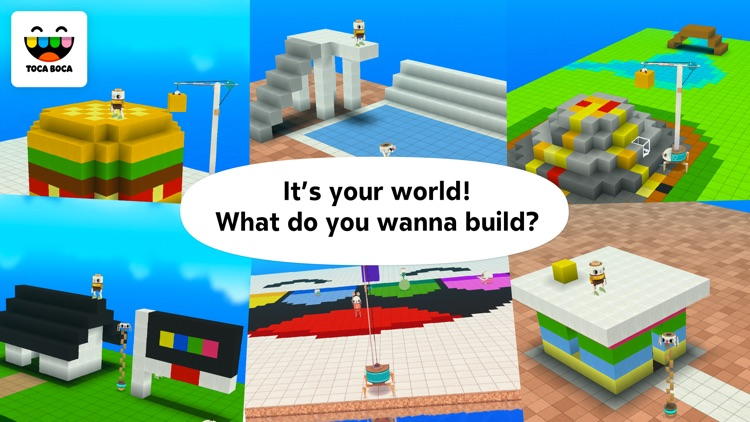 Toca Builders screenshot-4