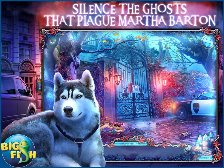 Dark Dimensions: Homecoming HD - A Hidden Object Mystery (Full) screenshot-3