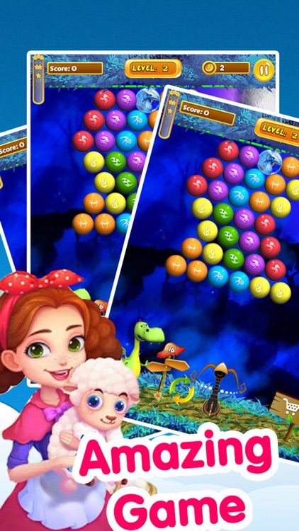 Bubble Shooter Pop Blast