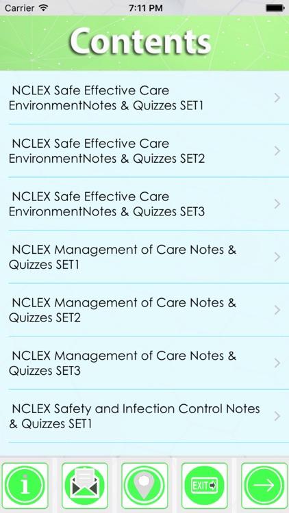 NCLEX-PN Exam review 5800 Flashcard screenshot-4