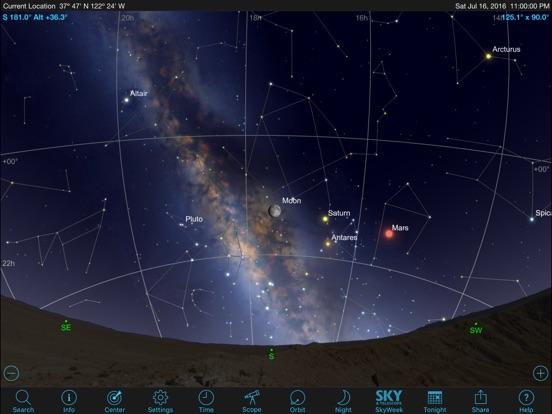 Screenshot #4 pour SkySafari 5 Pro