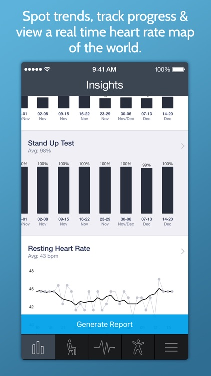Instant Heart Rate: Heart Rate & Pulse Monitor screenshot-3