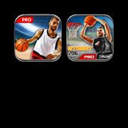 Play Basketball 2016 - Slam dunks and dribbling games