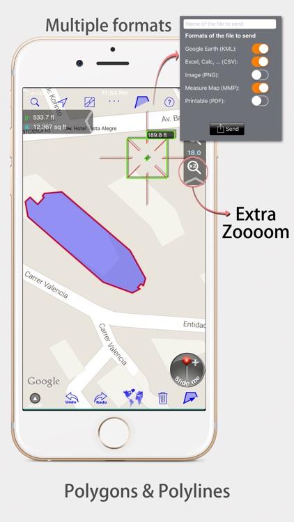 Measure Map Lite screenshot-3