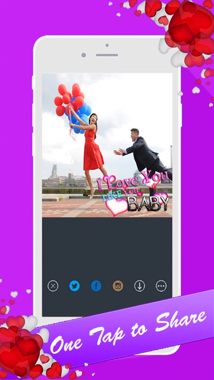 Photo Text Posts Editor - Easy Way To Add Colorful Quotes on Photos & Share screenshot-4