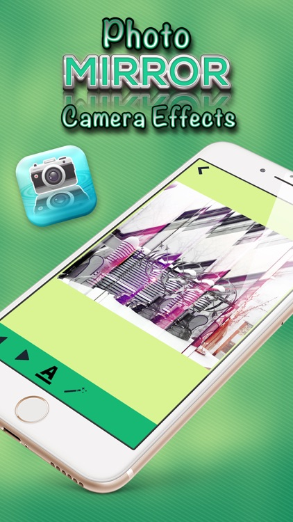 Photo Mirror Camera Effect.s – Make Clone Pics With the Best Water Reflection Edit.Or