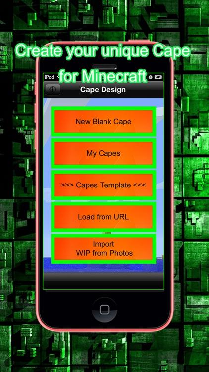 Cape for Minecraft screenshot-4