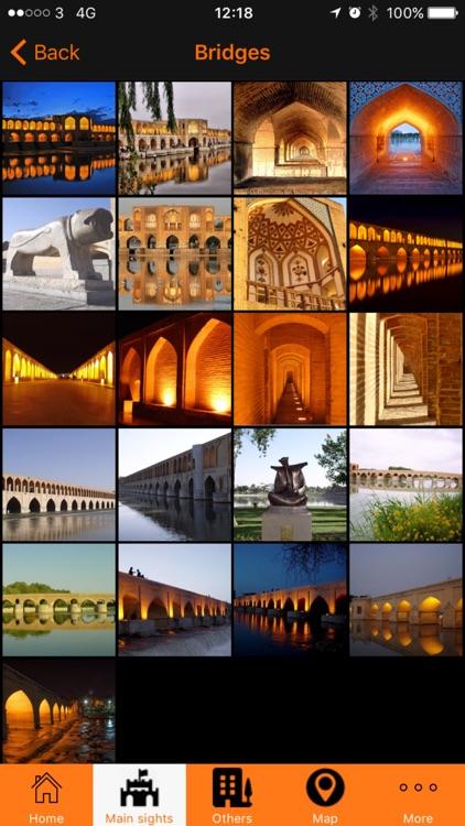 Travel To Isfahan screenshot-4