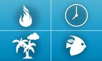 Magic Clock, Fire Places, Window Scenes & Frames