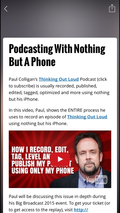 How To Podcast App screenshot-3