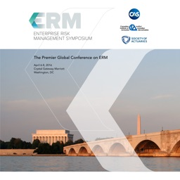 Enterprise Risk Management (ERM) Symposium 2016