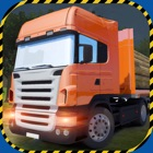 Cargo Truck 3D - Real Truck Driving and Parking icon