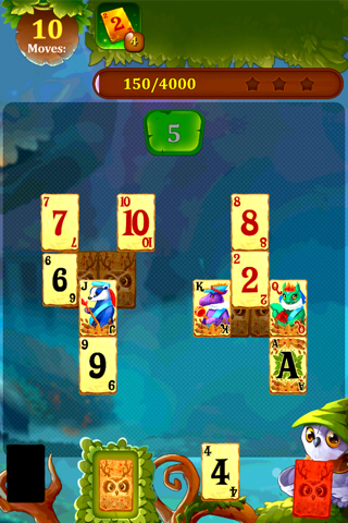 Solitaire Dream Forest: Cards - náhled