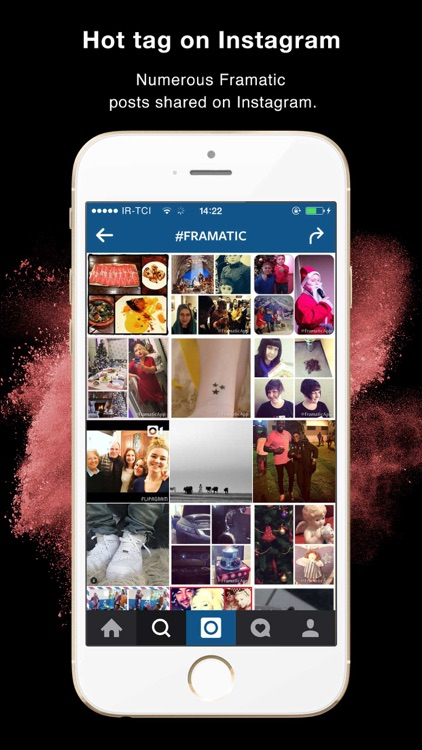 Framatic - Photo Collage Pic Editor for Instagram screenshot-4