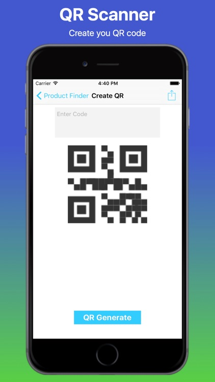 QR Scanner  and BarCode Scan Product Finder Pro screenshot-3