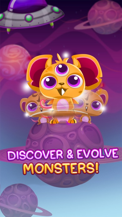 Monster Clicker Evolution - Fun Christmas Simulator Fallout Games 4 Kids!-2
