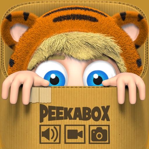 Peekabox-Forest: Flashcards