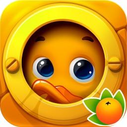Happy Diver Duck