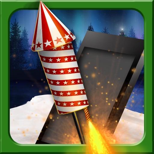 Fireworks Christmas Simulator