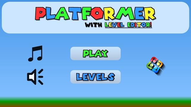 V-Play Level Editor for Platformers on the App Store