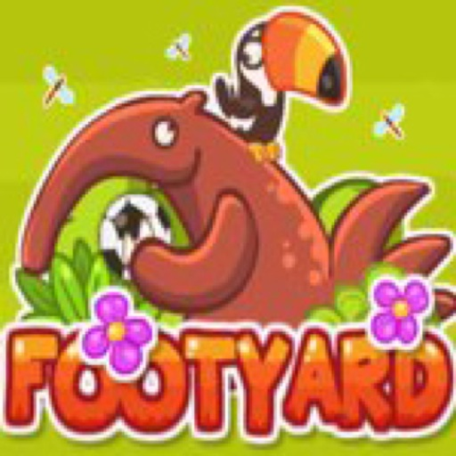Foot Yard - Animal Retry Football Game icon