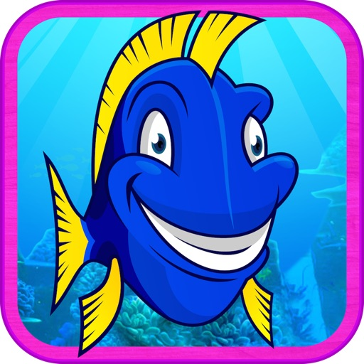 Super Dupa Blue Fish Scuba Run