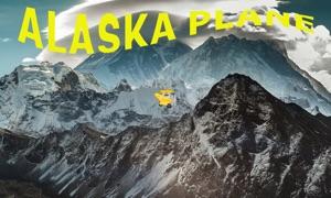 Alaska Plane