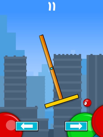 Flick & Swing vs Red Ball FREE-ipad-2