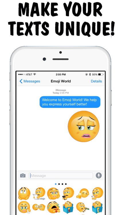 Sad Emojis Keyboard - New Emojis by Emoji World screenshot-3