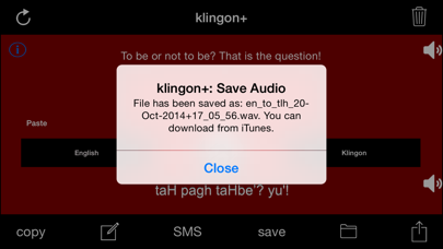klingon+のおすすめ画像5