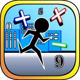 Math Run Infinite