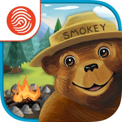 Smokey Bear and the Hidden Fire - A Fingerprint Network App