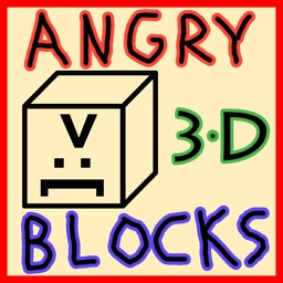 Angry Blocks 3D Free