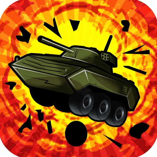 A Pro Full Version Strategy Puzzle Guns Tanks Cannons Solve It Game icon